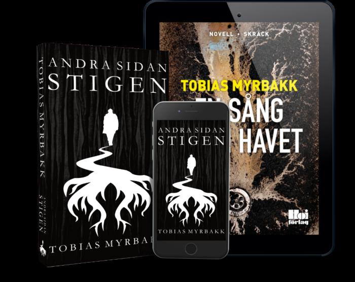 Tobias Myrbakk´s böcker
